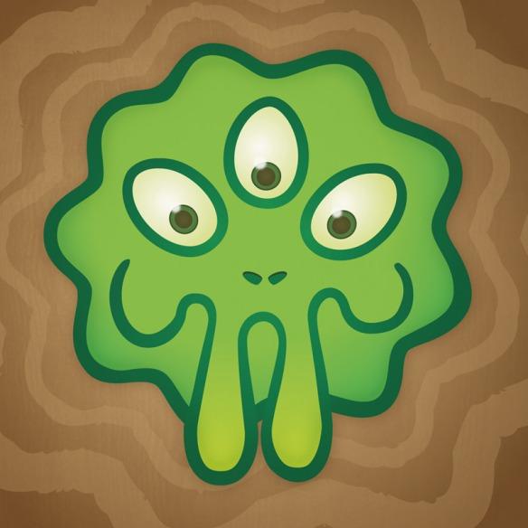 Toe Fluff bogey monster by Foomandoonian