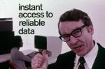 Online: Scenes from a 1975 IBM slide presentation