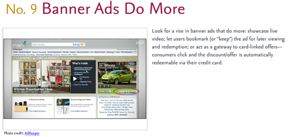 Predictions for 2011 - 09: Banner Ads Do More