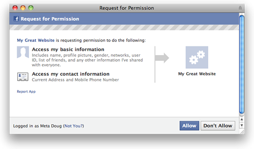 The only relationship Facebook really cares about: Your data and those who will pay them for it.