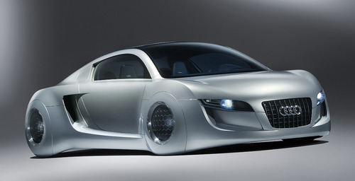 I, Robot Audi
