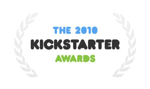 2010 KickStarter Awards