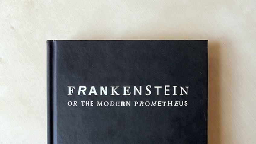 Frankenstein hardback