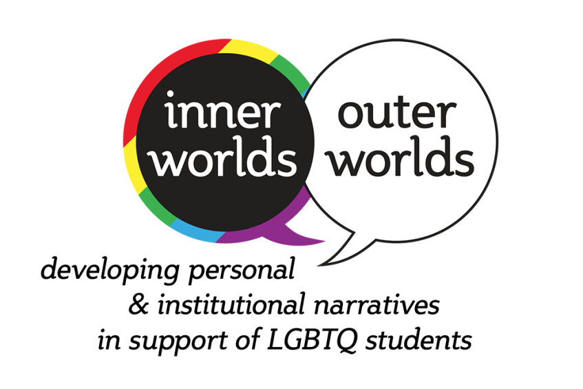 Inner Worlds, Outer Worlds conference logo