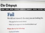 Telegraph fail