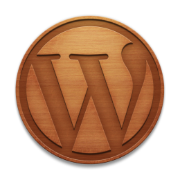 WoodPress logo