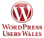 WordPress Users Wales logo