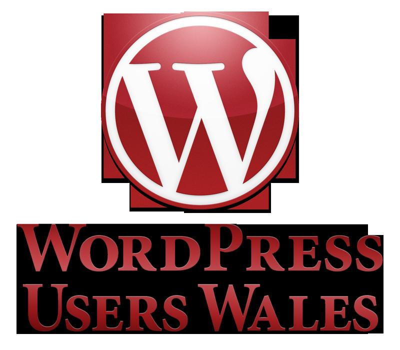 WordPress Users Wales logo