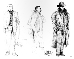 Blade Runner Sketchbook - Costumes
