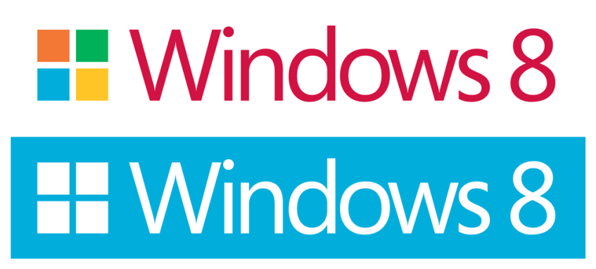 An alternative idea for the Windows 8 logo