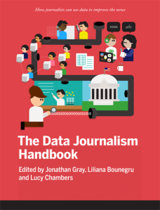 Data Journalism Handbook cover