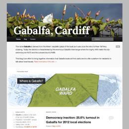 Gabalfa blog