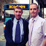 Team Gabalfa: Ed Bridges & Gareth Holden (Welsh Liberal Democrats)