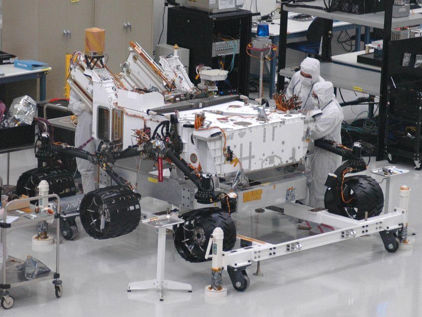 The Mars Science Laboratory