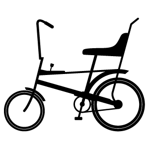 Bicycle by Simon Child, from The Noun Project