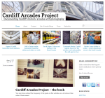 Cardiff Arcades Project