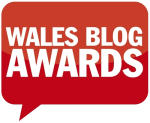 Wales Blog Awards logo