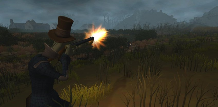'Sir, You Are being Hunted' screenshot