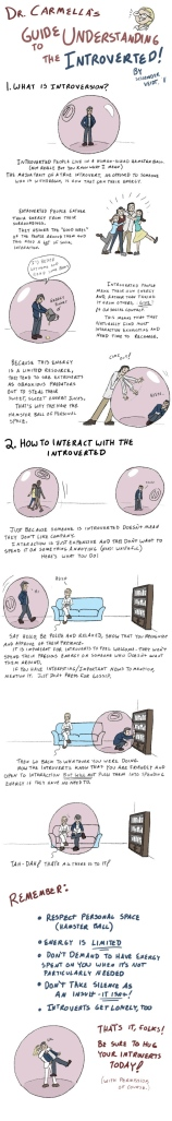 How to live with introverts
