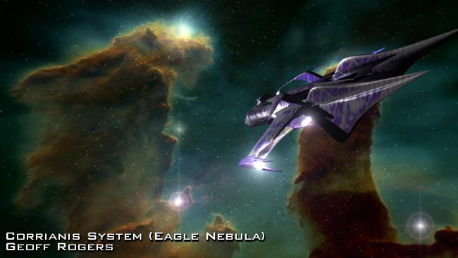 Eagle Nebula (2000)