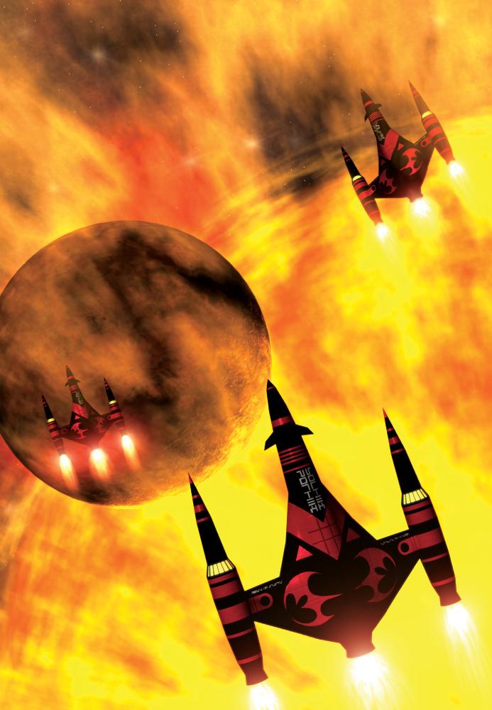 Rocketships (2003)