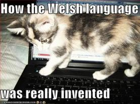 How the Welsh language was really invented