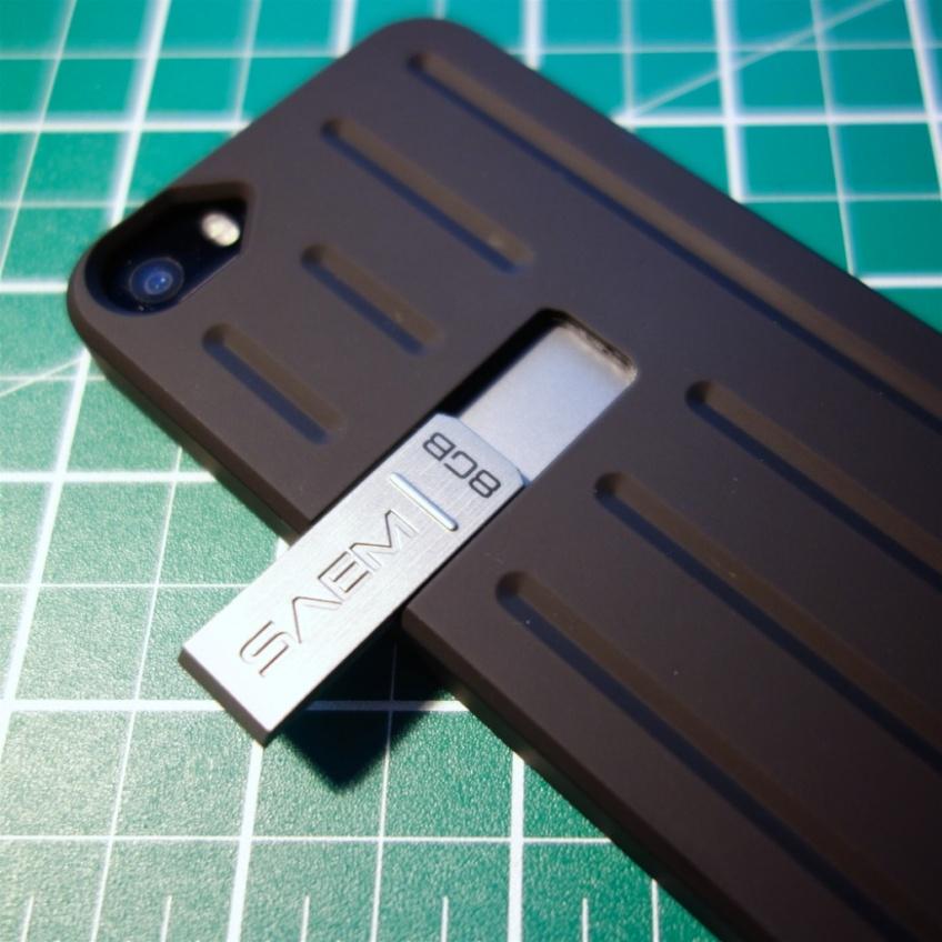 SAEM S7 iPhone case