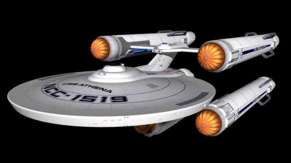 USS Athena by Sailmaster Seion